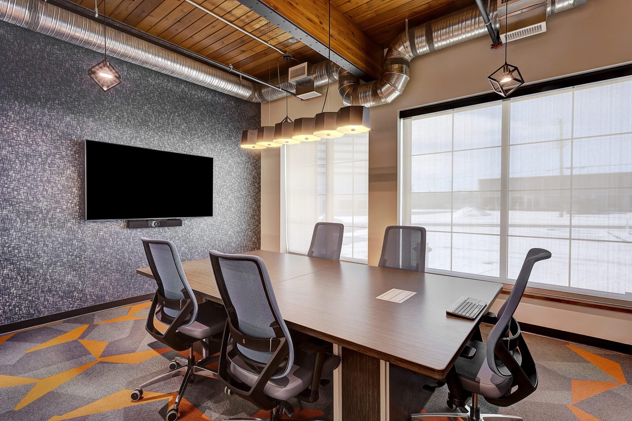 Dept. 9 Boardroom Producion Office