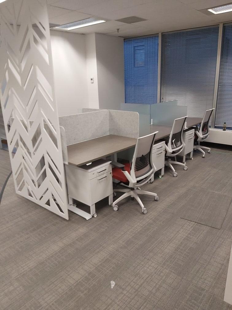 Mazars Workstations And Freefit